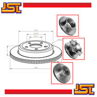 sand casting steel/iron brake shoes auto part