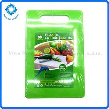 Good Quality Teflon Plastic Cutting Board