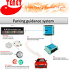 Easy to find your car parking navigation system for vehicle access control