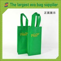 Non Woven Pp 6 Bottle Wine Bag Fashion Non Woven Tote Bag