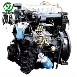 Jinma tractor use Jiangdong TY395B new model diesel engine