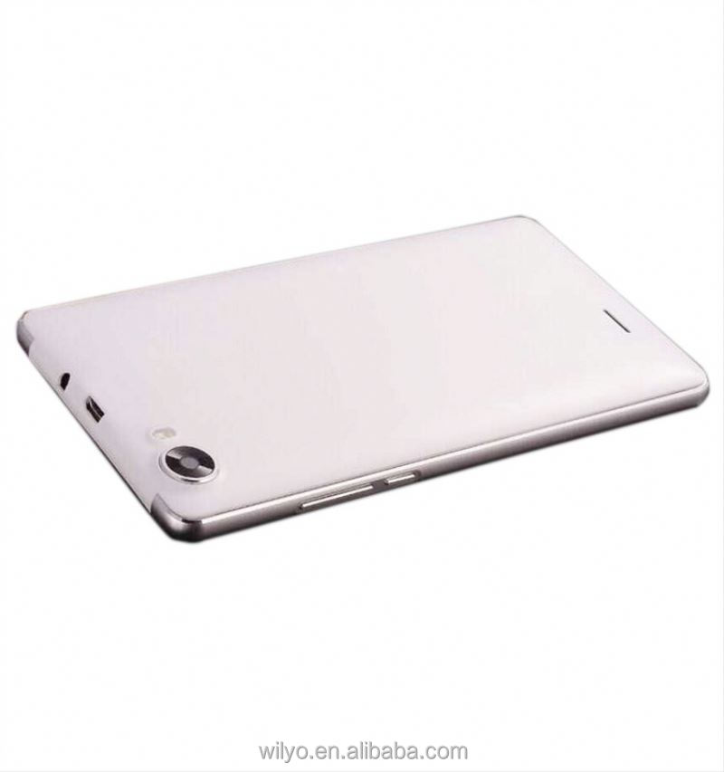 "4.5"" FWVGA or 5.5 QHD Screen MTK6580 Dual Core 3G Android 4.4 Shenzhen Bar Cell Phone"