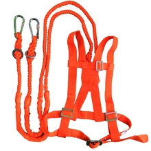 electrical engineering construction safety work double back hanging safety work belts