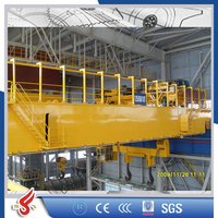 20T Single and Double Girder Bridge Crane For Factory Building Design
