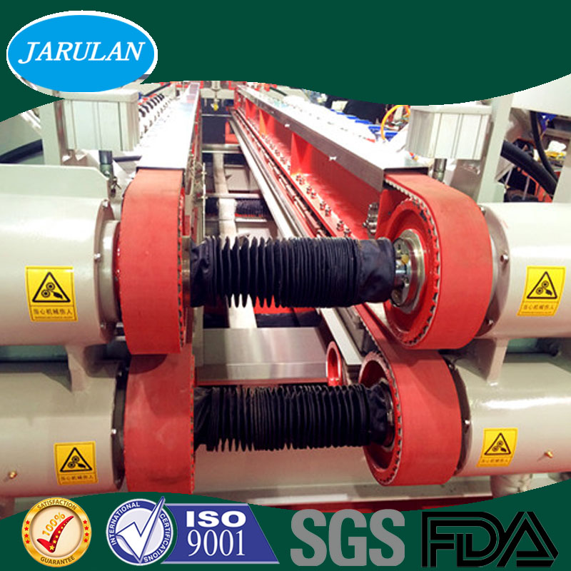 Jarulan AT20 timing belt for squaring and chamfering machine