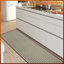 Super comfortable 100% PP kitchen rugs