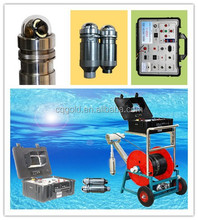 Water Well/ Oil Well Downhole Camera, motor reel and coloful display