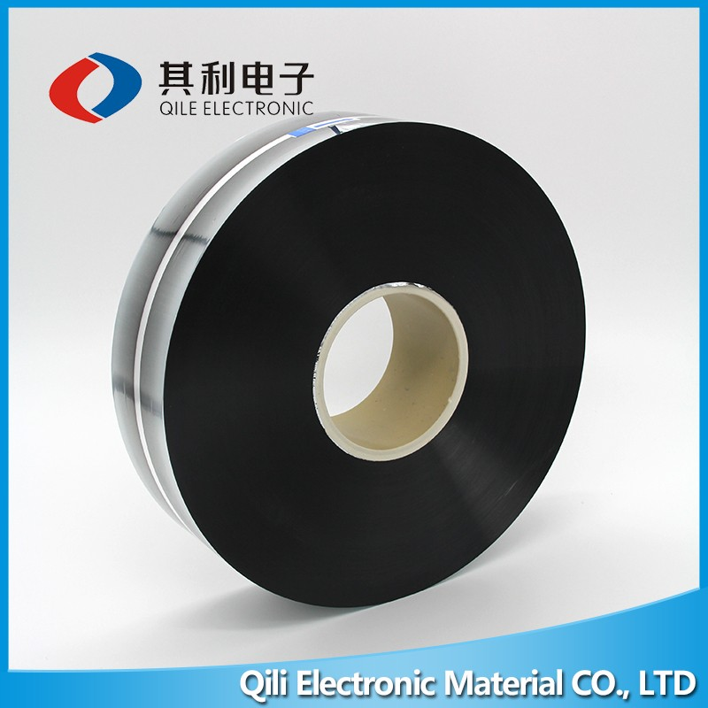 Verified Factory Supply Aluminum Metallized Polypropylene Film for Capacitor Manufacturer Supplier