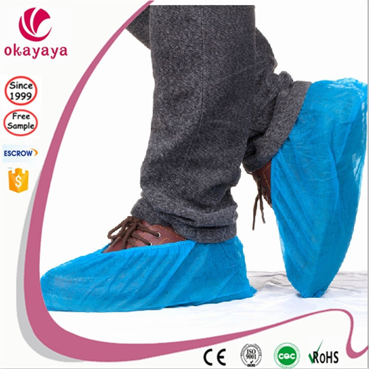 Hot selling Medical Consumable Disposable Nonwoven Shoe cover