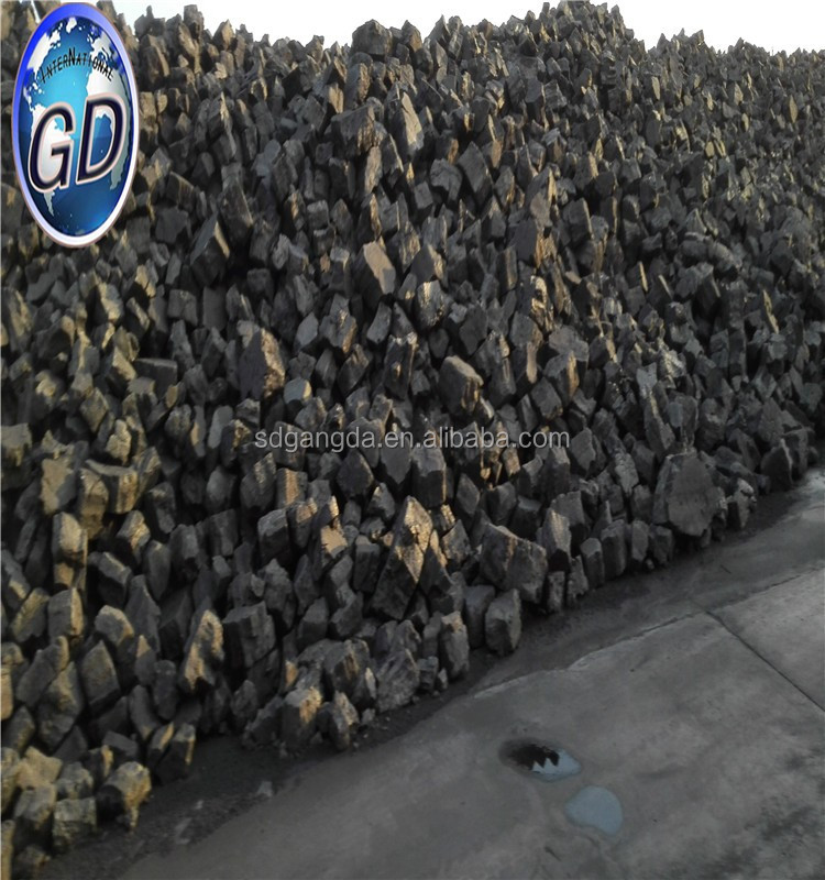 Foundry Coke Ash 10%, Metallurgical Coke for Iron Casting, Metal Forging