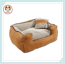 Size M, L Easy to clean Warm Soft Dog House Pet Bed Comfortable Golden Retriever Dog Bed For Cat Pet Products