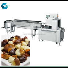 finely processed chocolate wrapping machine CE approval