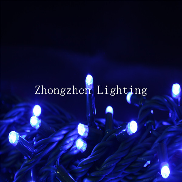 led fancy twinkle fairy light 4.5v battery powered led string light
