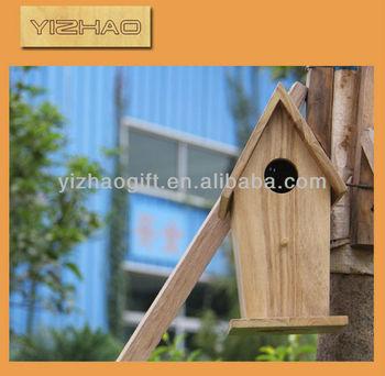 Lovely Indoor Decorative Wooden Bird House Buy Beautiful