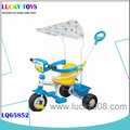 New Products 3 Wheel children bicycle ride on cars Kids Toy Speed self balancing with music /light trike baby