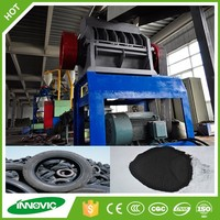 INNOVIC Tire Recycling Machine is Suitable for Deli Tire