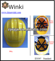 ABS Industrial Safety Helmet EN397 Certificate ,Available For Lots Of Color