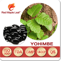 Male Fertility Yohimbine Hcl Extract Supplement Soft Gels Capsules