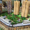 Miniature Architectural Model Building For Real