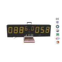 Portable basketball equipment electronic basketball scoreboard for competition