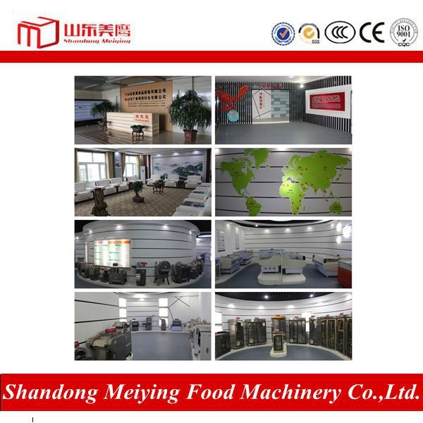 Trade assurance CE MP45-2 Automatic 30-150gr dough ball cutting machine Factory manufacture bakery bread dough divider rounder