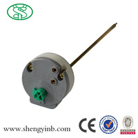 Electric Bimetal Type Thermostat With Manual