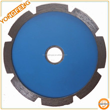 Diamond segment mini circular saw blades for cutting ceramic,concrete,marble,granite and asphalt