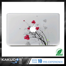 high quality Custom design laptop skin sticker for macbook pro