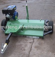 ATV flail mower with CE