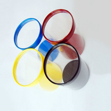 Round cylinder plastic tube packaging boxes