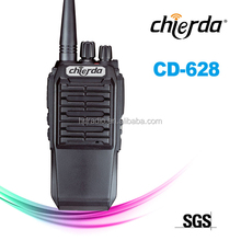 8 watt long distance walkie talkie radios with car charger function