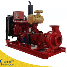 40 l/s 1104D-E44TA Perkins engine driven UL standard forest fire fighting equipment 95m