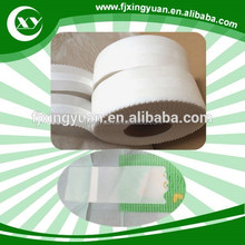 Non -woven Adhesive side tape ,hook side waist tape ,Magic loop hook