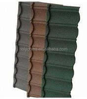 hot sale stone coated metal roof tile