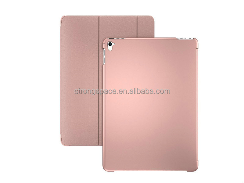 for ipad case leather, gold case for ipad air 2