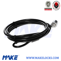 MK805 Solid Cable Laptop or Desktop Lock