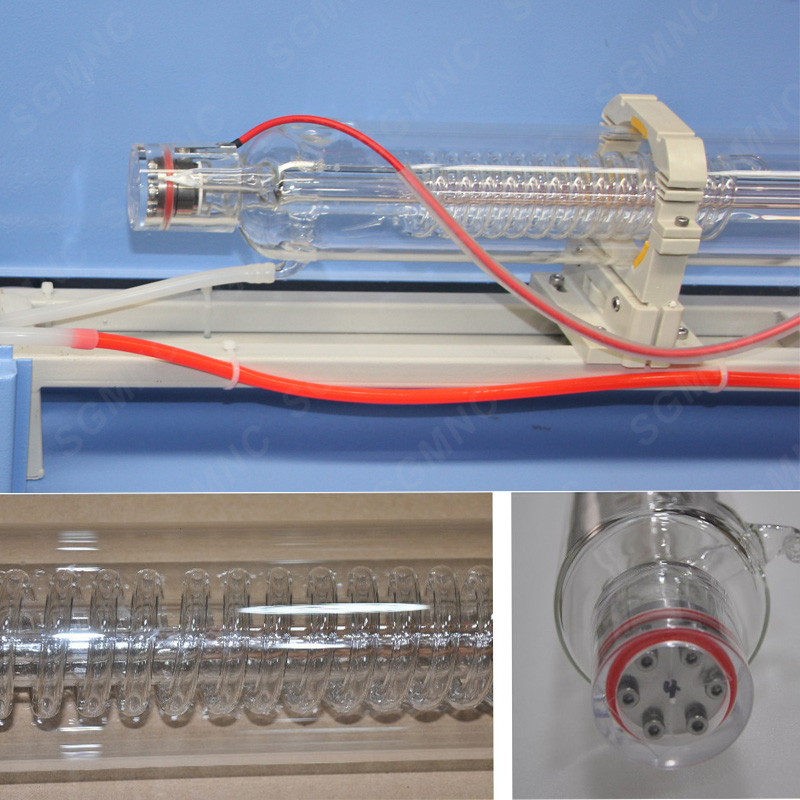 China supplier sange best price 100w reci co2 <strong>laser</strong> tube for <strong>laser</strong> cutting machine