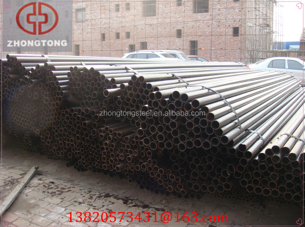 schedule 40 carbon steel pipe from daqiuzhuang