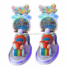 YDA new luxury coin operated games kiddie ride car electric swing kids entertainment machine