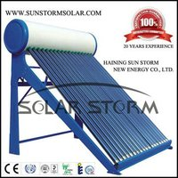Solar Storm Europe high quality solar water heater 180L
