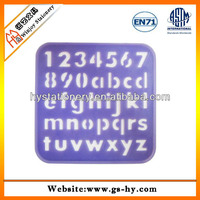 Buy Wholesale Letter Stencil Ruler stencil that in China on ...