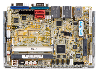 "3.5"" SBC supports Intel 22nm 4th/14nm 5th Generation Mobile Core i7/i5/i3 and Celeron on-board Processor (ULT)"