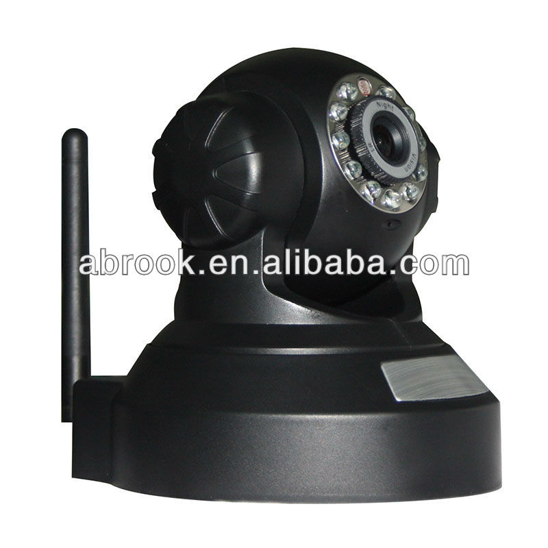 Cheap <strong>M</strong>-JPEG ptz night vision wireless p2p ip video baby monitor
