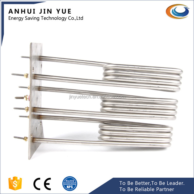 Customize Hot sailing CE immersion finned bath water heater heating element