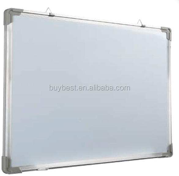 2017 New different size aluminium frame magnetic white board