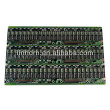 12 Layer Server board PCB with Halogen free material