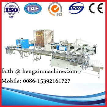 HX-SJC-1575 New model Fully Automatic Toilet Paper and Kitchen Towel Production Line with Colorful Lamination (Top Grade)