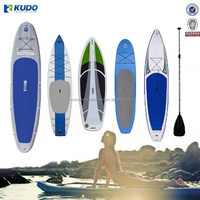 Kudo High Quality Drop Stitch cheap sup inflatable paddle boards