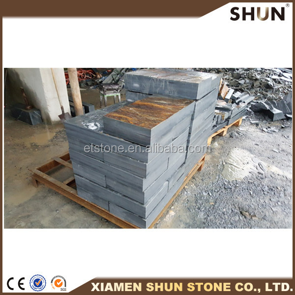 China Slate Slab Prices/Slate Price M2 For Sale/Slate Pieces