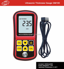 2016 Newest Hot Selling Thickness Gauge GM100 , Zinc Coating Thickness Measurement